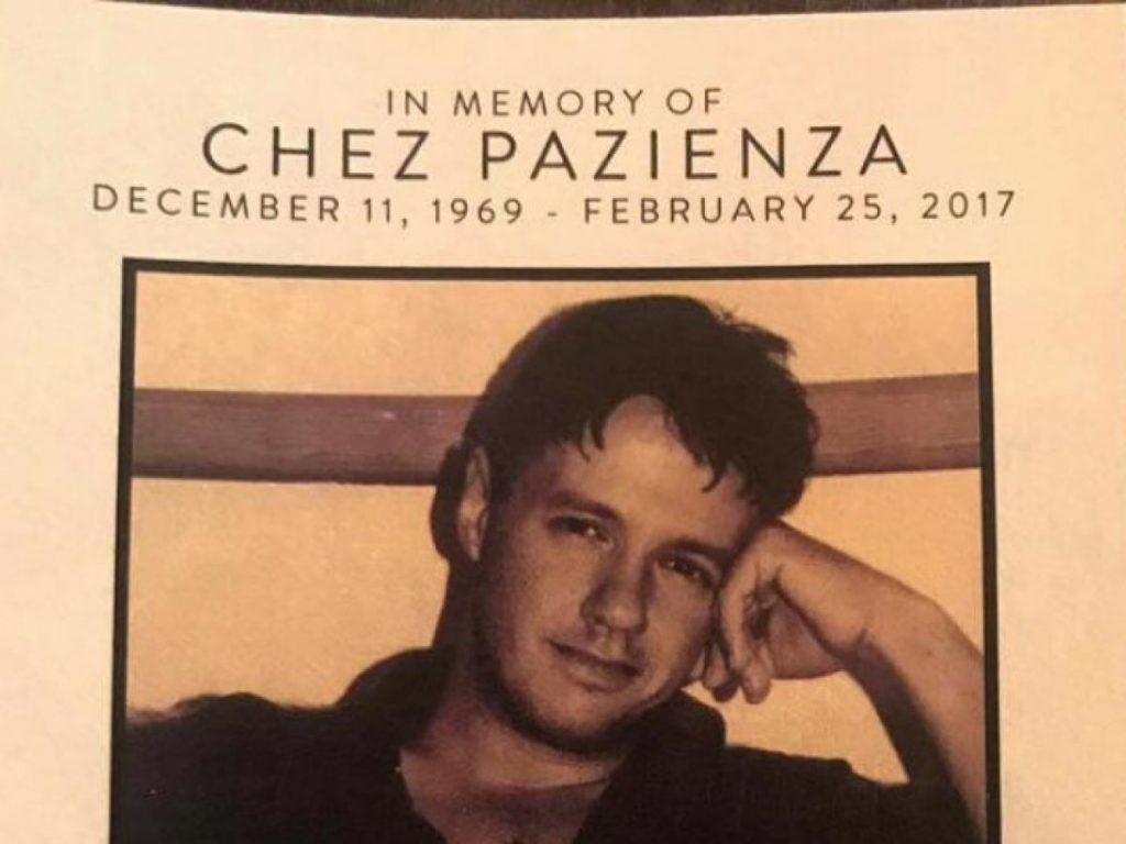 Biografi Chez Pazienza